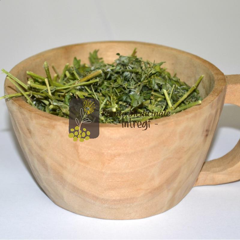 ceai de coltii babei